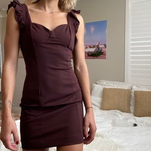 Vici mini body con dress